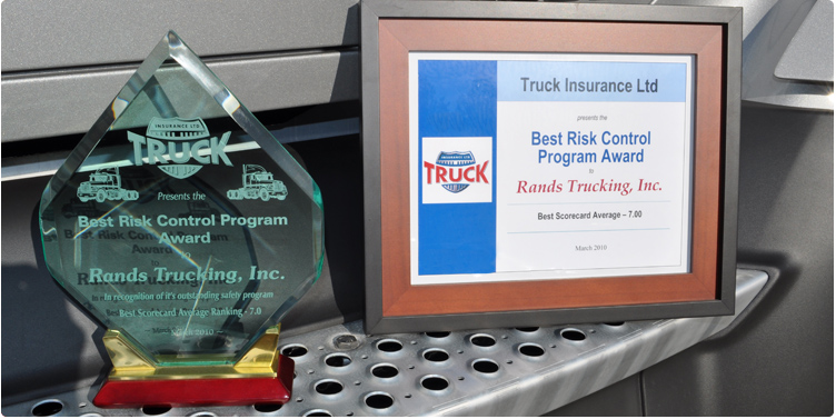 Truck Driver Safety   Rands Trucking Operations, Human Resources